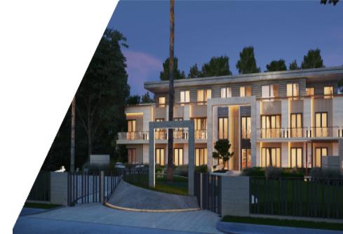 """Daudzfunkcionālas ēkas jaunbūve """"Villa Milia"""""""
