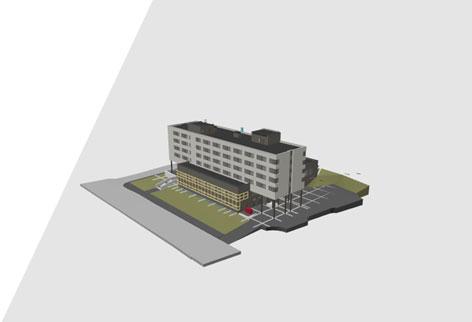 Latvijas Vides, ģeoloģijas un meteoroloģijas centra ēkas pārbūve